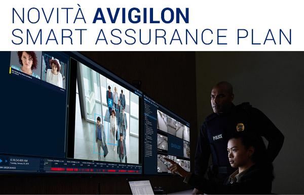 Novità Avigilon. Smart Assurance Plans
