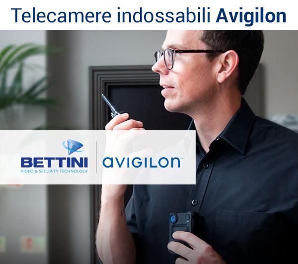 Telecamere indossabili Avigilon