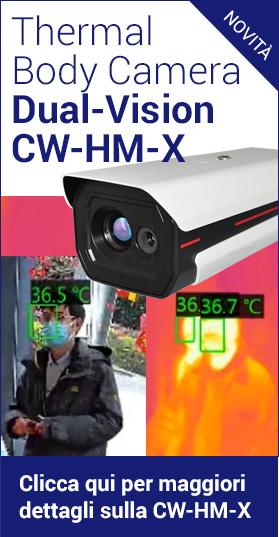 Thermal Body Camera Dual-Vision CW-HM-X