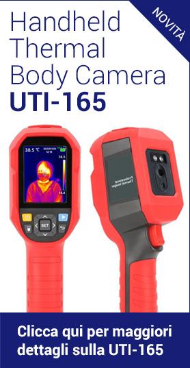 Handheld Thermal Body Camera UTI-165